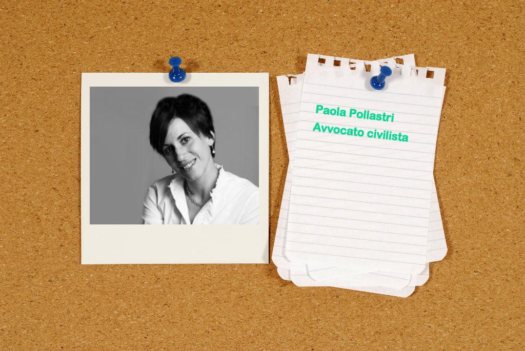 Paola Pollastri - Avvocato civilista
