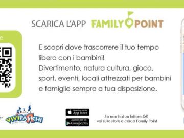 Family Point è la App del divertimento in famiglia
