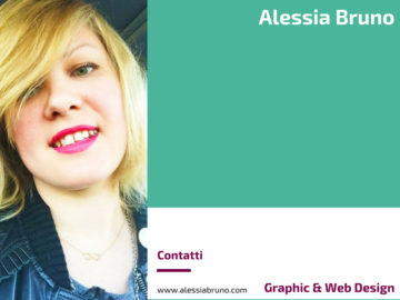 Alessia Bruno, Graphic & Web design