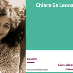 Chiara De Leonardis, Comunicazione e innovazione