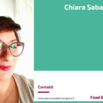 Chiara Sabatelli, Food blogger