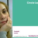 Cinzia Lepido, Architetto di interni