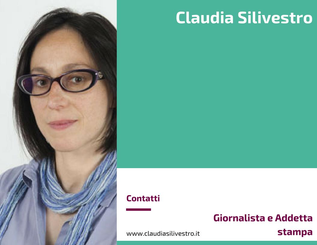 Claudia Silivestro, Giornalista e addetta stampa