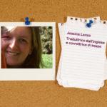 Jessica Lanza, Traduttrice e correttrice di bozze