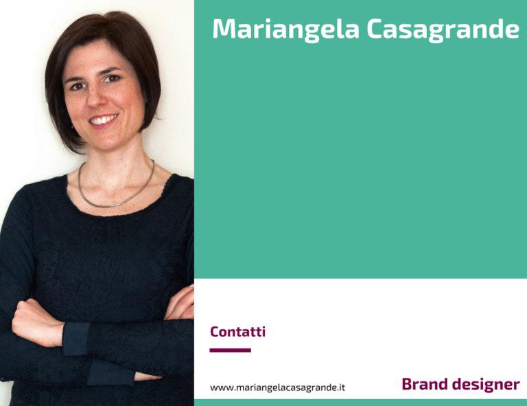 Mariangela Casagrande, Brand designer