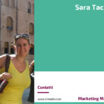Sara Tacconi - Digital Marketing Manager