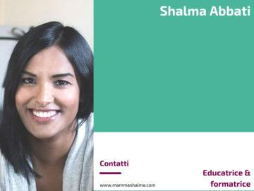 Shalma Abbati - Educatrice & formatrice