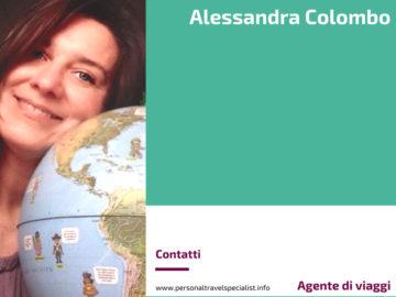 Alessandra Colombo - Agente di viaggi