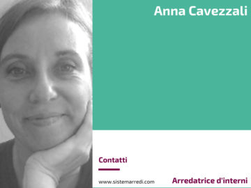 Anna Cavezzali - Arredatrice d'interni