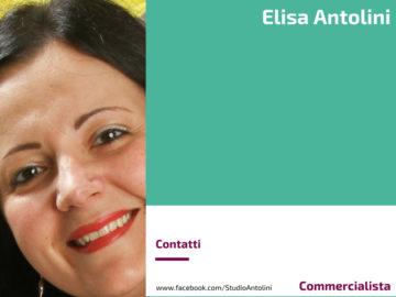 Elisa Antolini - Commercialista