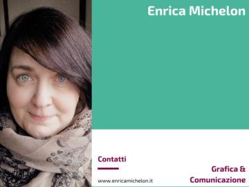 Enrica Michelon - Grafica & comunicazione