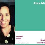 Alice Misley - Direttrice di scuola di lingue