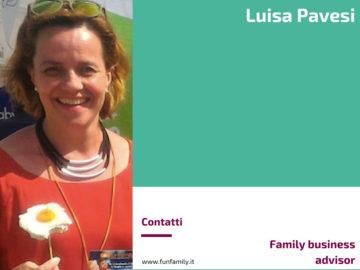 Luisa Pavesi - Family business advisor