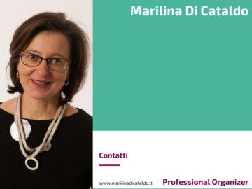 Marilina Di Cataldo - Professional Organizer