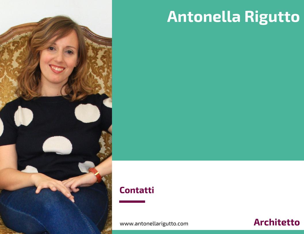 Antonella Rigutto - Architetto