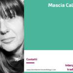 Mascia Calcich - Interprete & traduttrice
