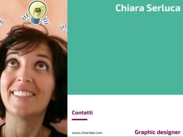 Chiara Serluca - Graphic designer