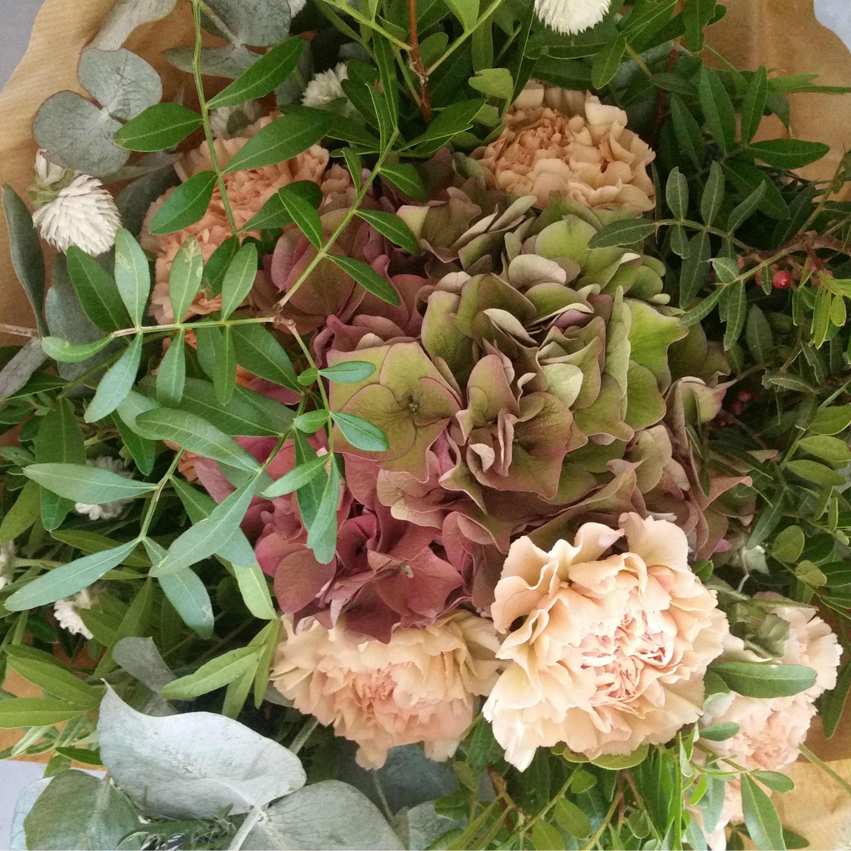 Un mix di fiori che rimarrà bello anche quando seccherà!
