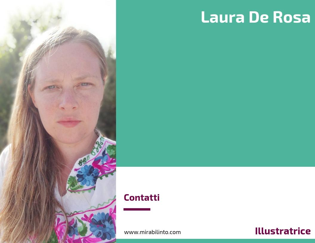 Laura De Rosa - Illustratrice