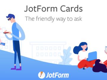 Jotform è il sistema più facile per creare form per il tuo sito