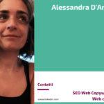 Alessandra D'Amico - SEO Web copywriter