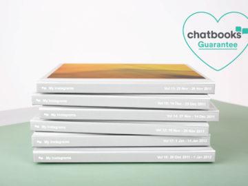 Con Chatbooks metti su carta tutte le emozioni delle foto di famiglia!