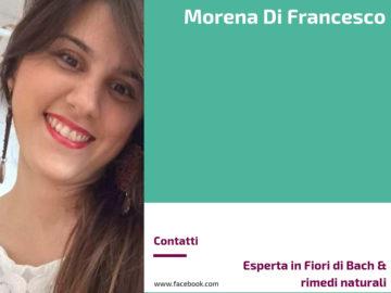 Morena Di Francesco - Esperta in fiori di Bach e rimedi naturali