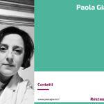 Paola Gianni - Restauratrice