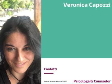 Veronica Capozzi - Psicologa e Counselor