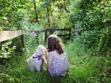 Nei luoghi nuovi e caotici c'è sempre il rischio di perdere bambini o cani