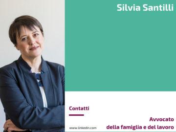 Silvia Santilli - Avvocato della famiglia e del lavoro