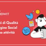Spidwit è lo strumento online per scoprire, creare e pubblicare contenuti di qualità sulle tue pagine social!