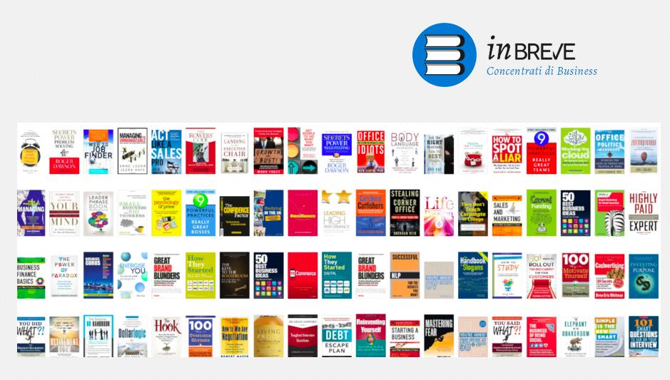Migliora il tuo business con gli e-book di InBreve, tradotti e riassunti per te!